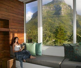 Capella Lodge: Lord Howe Island, Australia