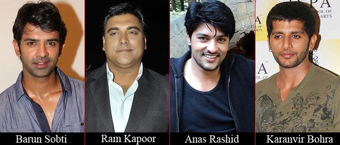 Barun Sobti, Ram Kapoor, Anas Rashid or Karanvir Bohra, who's the best TV actor of 2012?