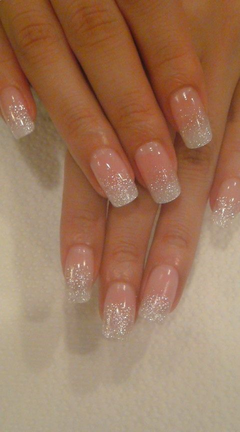 Our 8 Favorite Wedding Nails From Pinterest!   The Knot Blog Wedding Dresses, Shoes, Hairstyle News Ideas