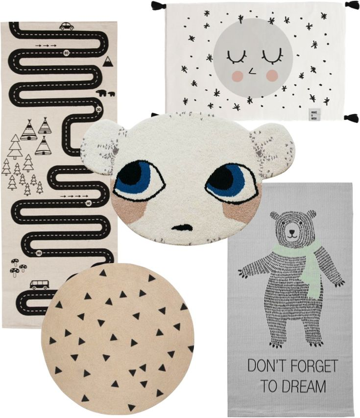 5 of the best rugs for kids rooms