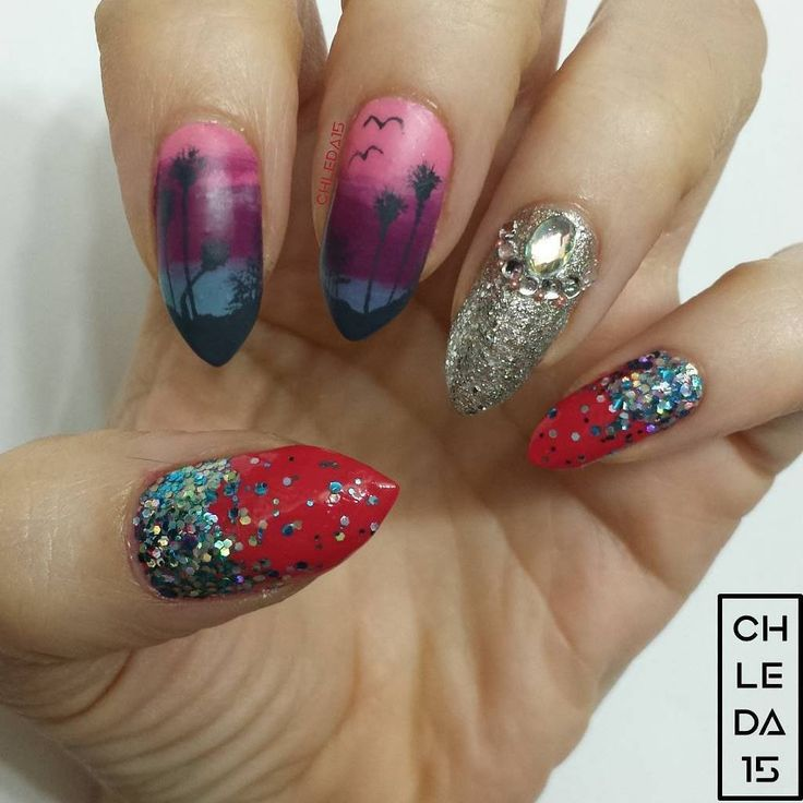 75 Best Chleda15 Nail Art Designs (2017) Images On