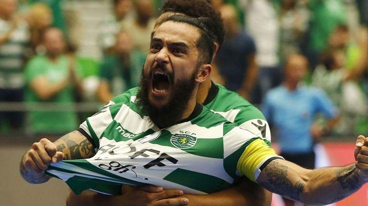 JOÃO MATOS: a fierce lion on  the game.
