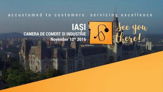 Customer Care Conference Iasi, editia I