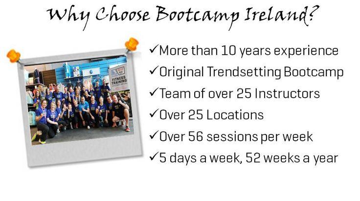 Why Choose Bootcamp Ireland?
