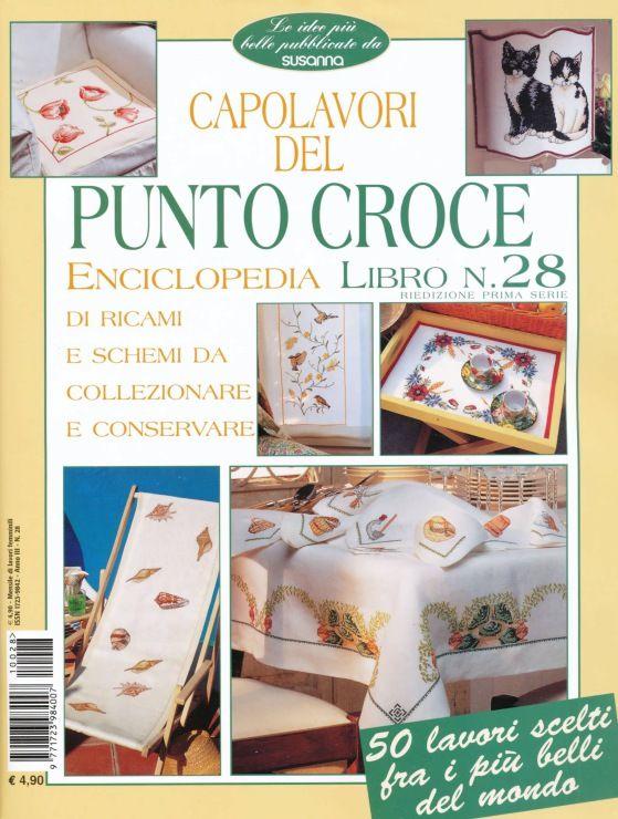 Gallery.ru / Enciclopedia de punto de Cruz 28