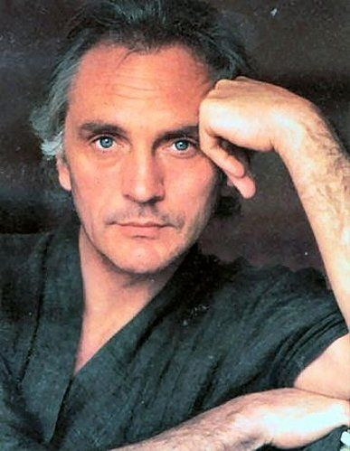 Terence Stamp - handsome at any age. Remember him in Dr Zhivago? Yum!