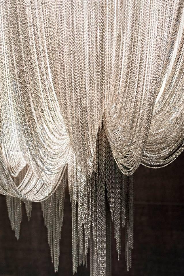 metal curtain