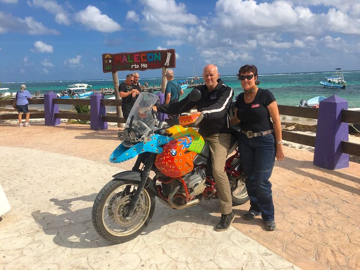 "MBW and Mrs MBW finish in style: See all the stories about that motorcycling nirvana called Mexico on our Ferris Wheels Motorcycle Safaris Tacos 'n' Tequila tour. Just go to motorbike writer.com and search for ""Mexico""."