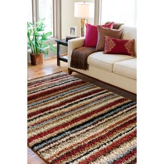 Shop for Woven Barbour Striped Rug (7'10 x 10'10). Get free shipping at Overstock.com - Your Online Home Decor Outlet Store! Get 5% in rewards with Club O!