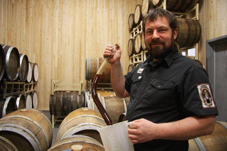 Venez déguster la bière de la Microbrasserie Pit Cariboupendant…