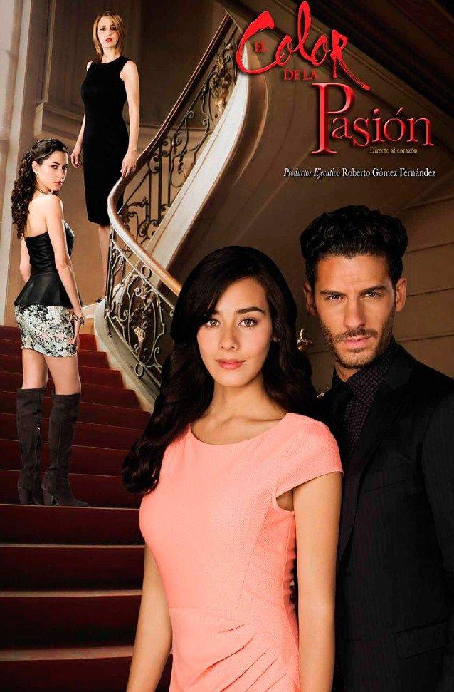 telenovela com Esmeralda e Erick exibida em 2014