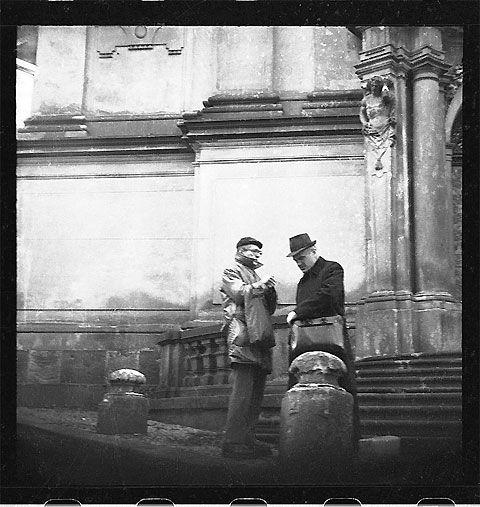 Surveillance photos by communist secret police czechoslovakia 1970s/80s