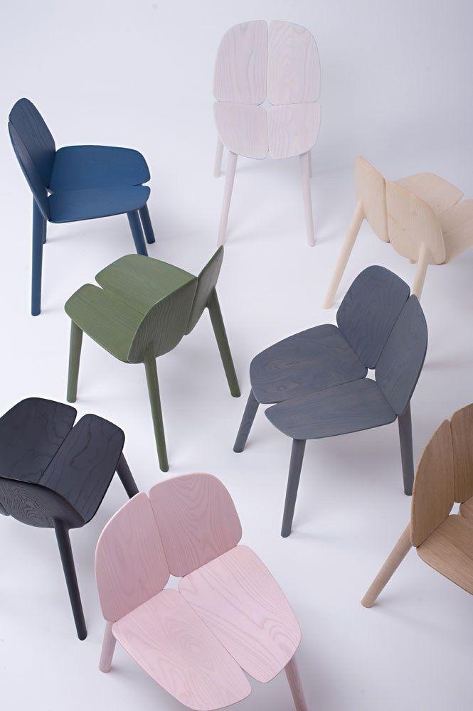 Wooden #chair Osso Collection By Mattiazzi | #design Ronan U0026 Erwan  Bouroullec