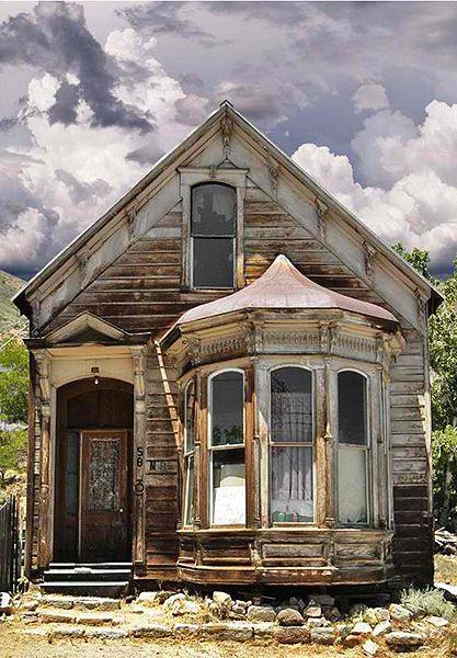 B Street House B&B, Virginia City - Steve Bingham (Before renovation)