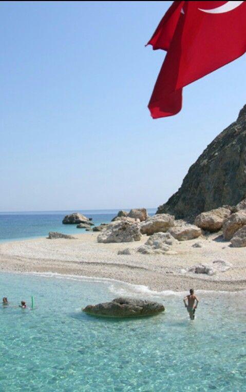 Adrasan, Kumluca. Antalya, TURKEY.