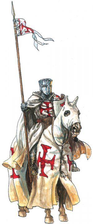 caballeros de epoca medieval                                                                                                                                                     Más