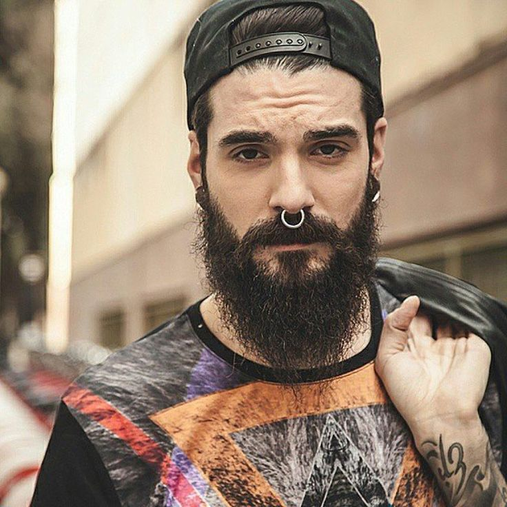 19 best images about male beards with tattoo styles on for Red beard tattoo
