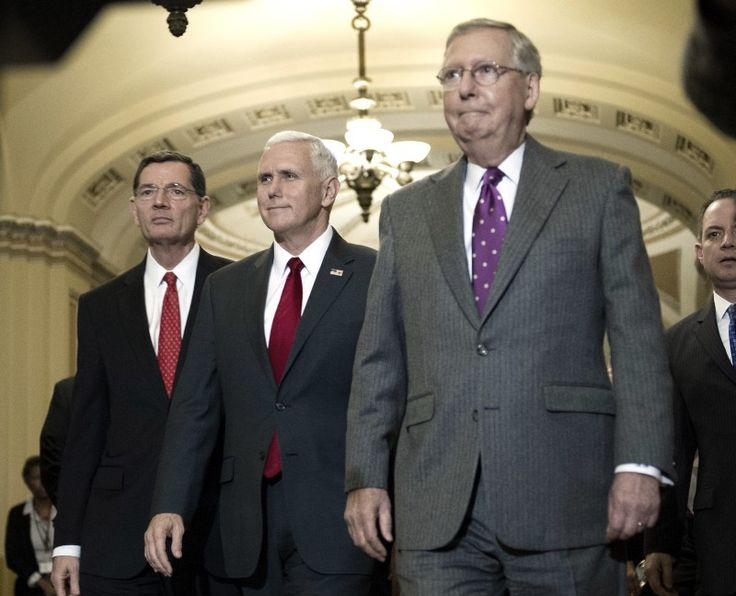 In one night, the GOP voted to take away these 6 essential healthbenefits. Republicans showed exactly where theystand.