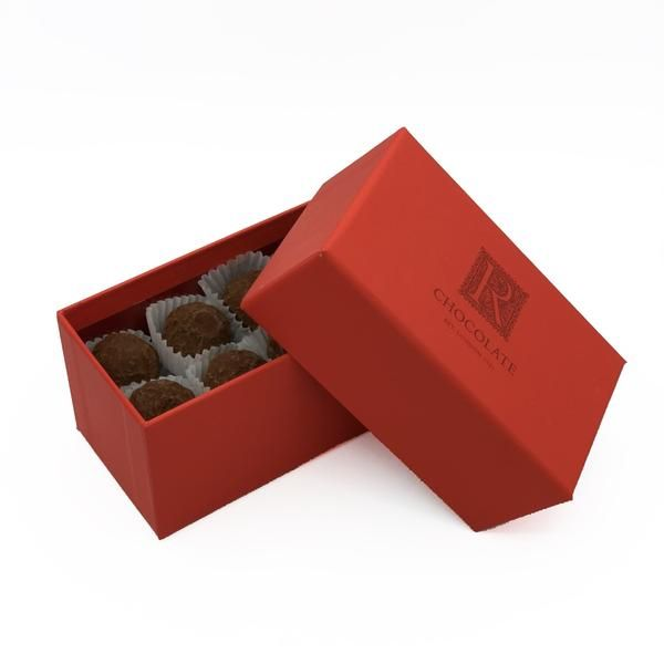 House Milk Truffles Box of 16