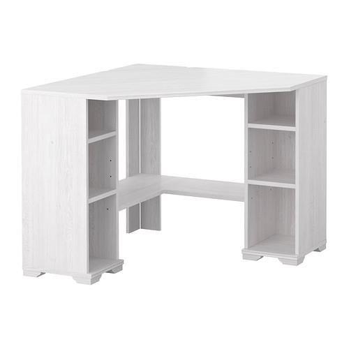 BORGSJO Γωνιακό γραφείο - IKEA