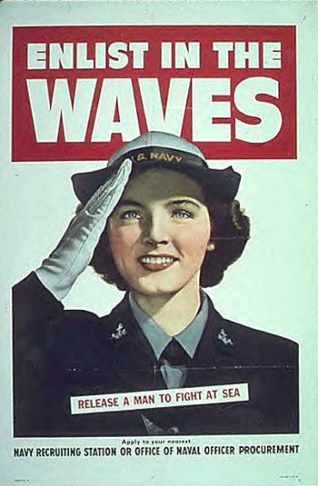 A Collection of 48 Popular U.S. Army Women's Recruiting Posters During World War II