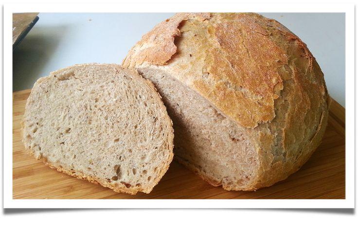 Mishka´s Diary: L. Hruška - Chléb z pekáčku