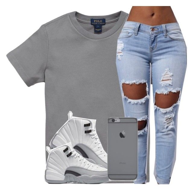 """""""what's the play for today"""" by lonna19thuggin ❤ liked on Polyvore featuring Ralph Lauren"""