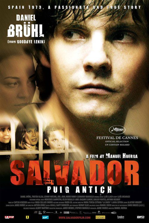 Watch Salvador (Puig Antich) 2006 Full Movie Online Free