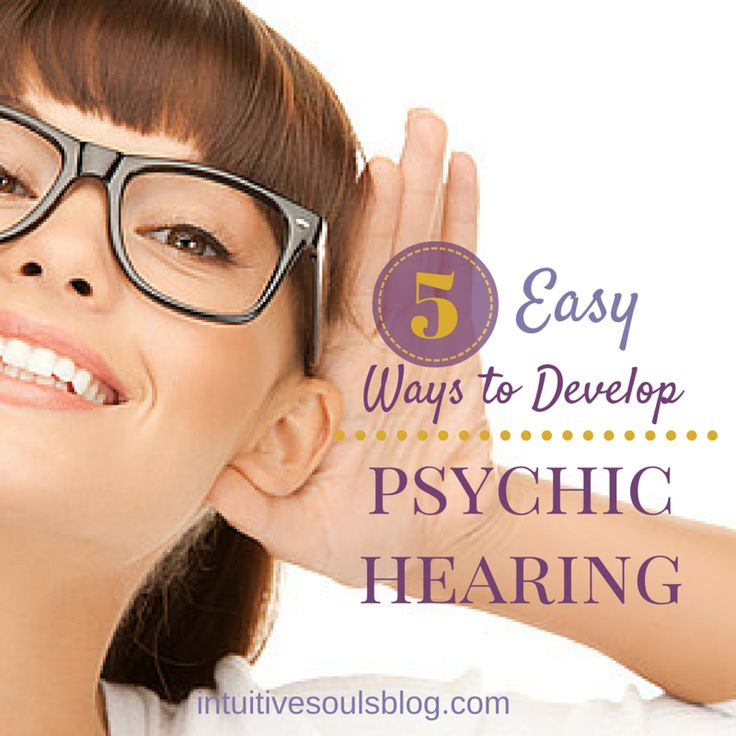 how to develop psychic powers quickly