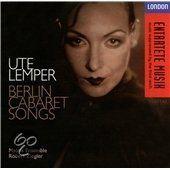 bol.com | Berlin Cabaret Songs, Ute Lemper | Muziek