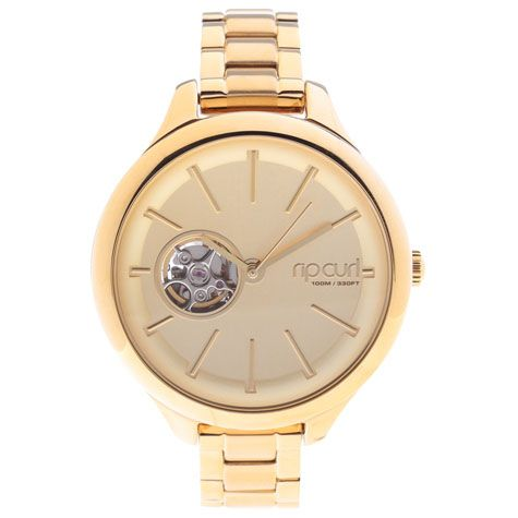 Rip Curl Horizon Watch from City Beach Australia #musthave #fashion #need #gold
