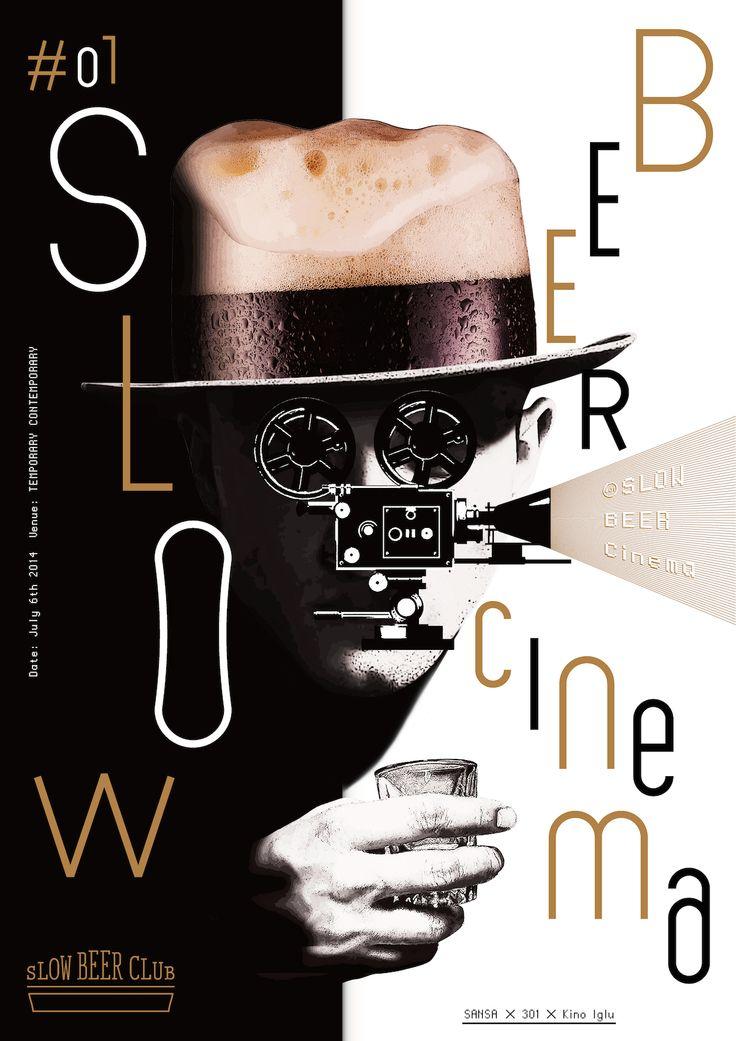 Slow Beer Cinema - Yu Miyazaki