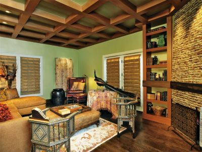 Eclectic Green Study