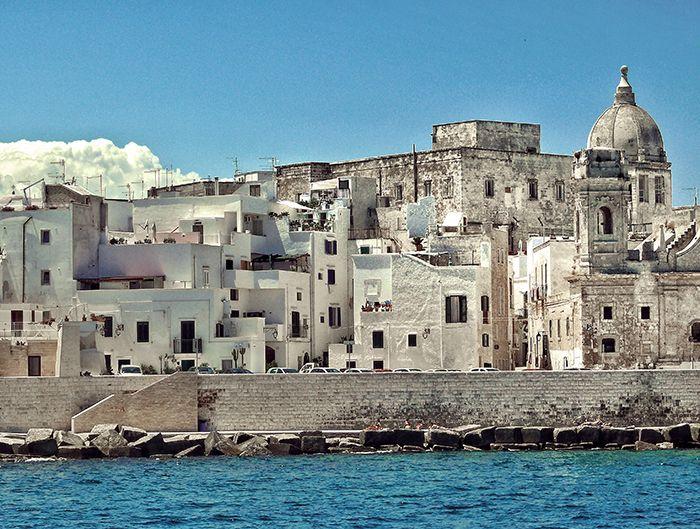 Zum Beispiel in Italien. Zum Beispiel in dieser irre hübschen Ferienwohnung. Achtung: Geheimtipp!   Ohhh… Mhhh…