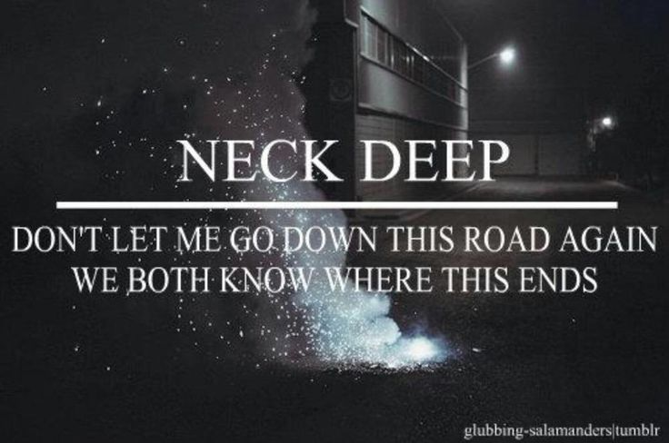 neck deep - a part of me                                                                                                                                                                                 More