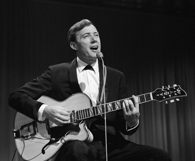 New York Times: July 3, 2015 - Obituary: Irish singer and TV host Val Doonican dies at 88