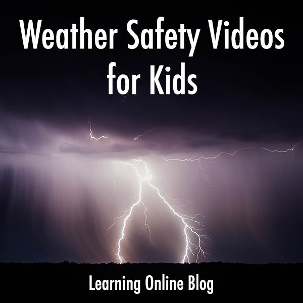 Weather Safety Videos for Kids