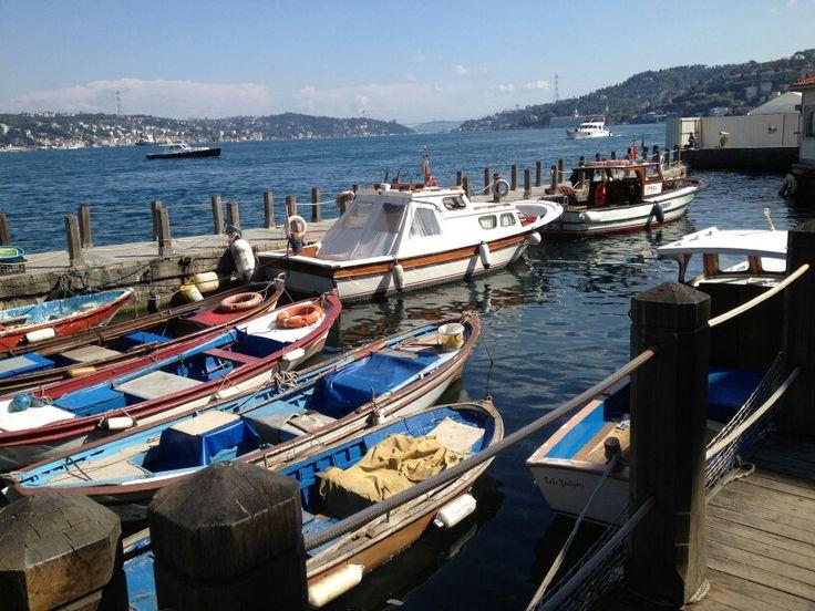 An ordinary morning in the Beylerbeyi /Istanbul