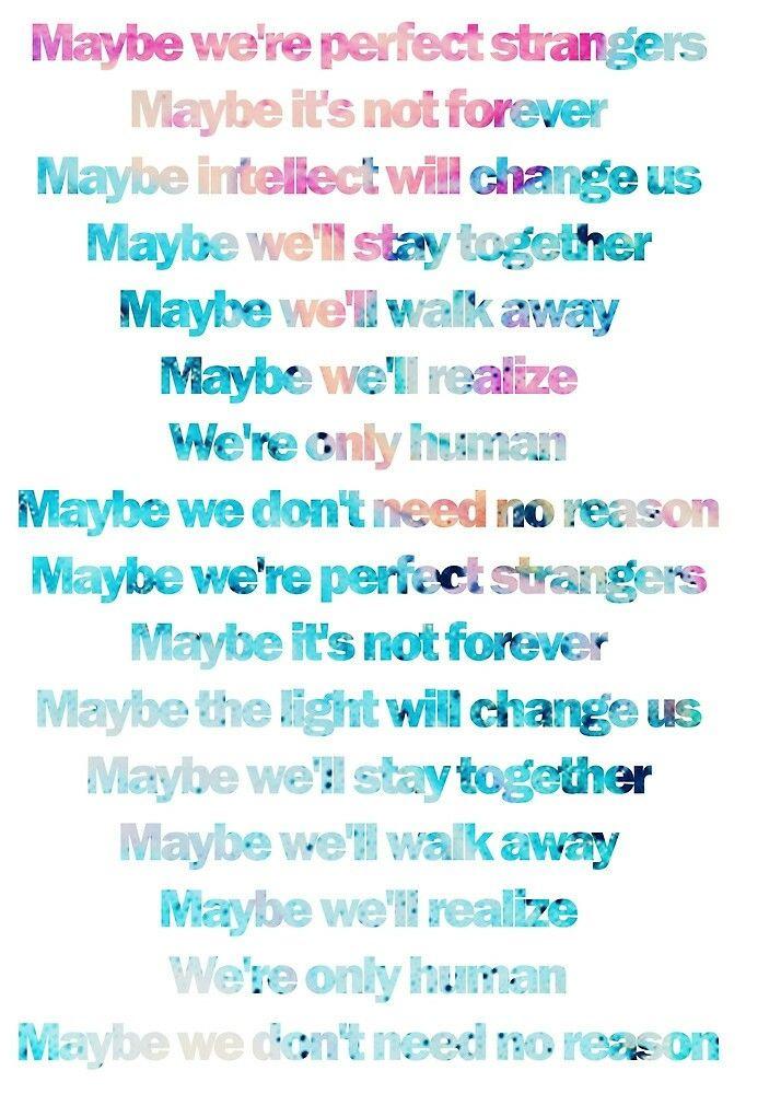 Perfect Strangers by Jonas Blue