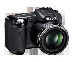 I love my Nikon L110.