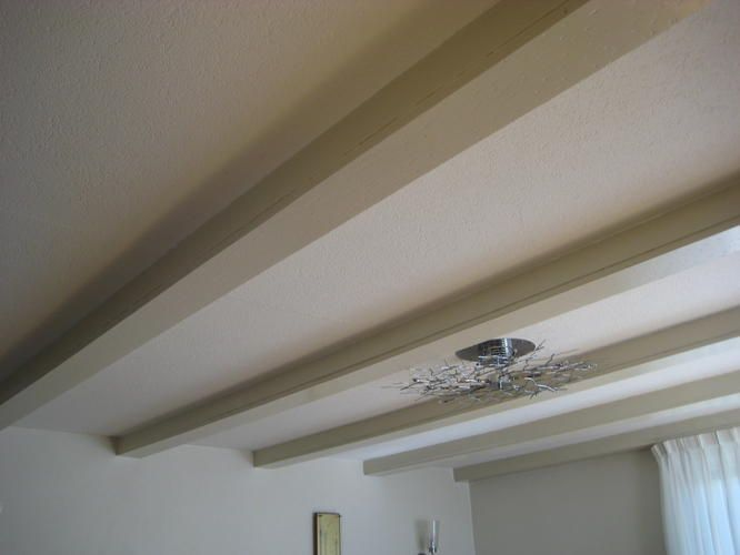 woonkamer balkenplafond - Google Search