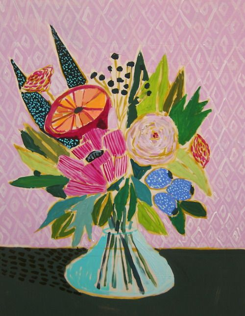 LulieWallace: Luli Wallace, Lulie Wallace, Color, Bouquets, Wallace Art, Brass, Gifts Certificates, Cupcakes Rosa-Choqu, Flowers Paintings