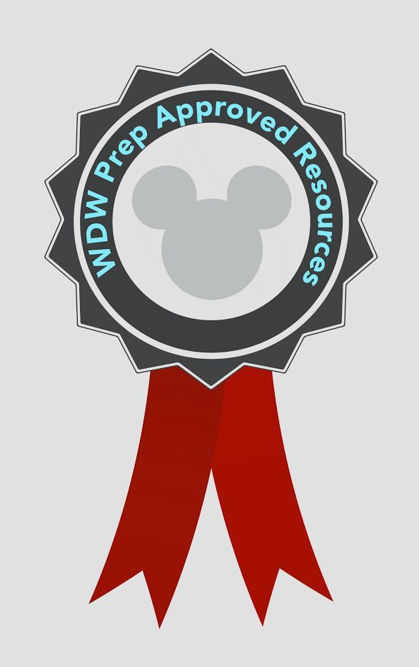 WDW Prep Approved resources for planning your Disney World trip