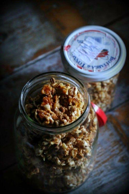 """""""di cuore"""": granola e yogurt fatto in casa"""