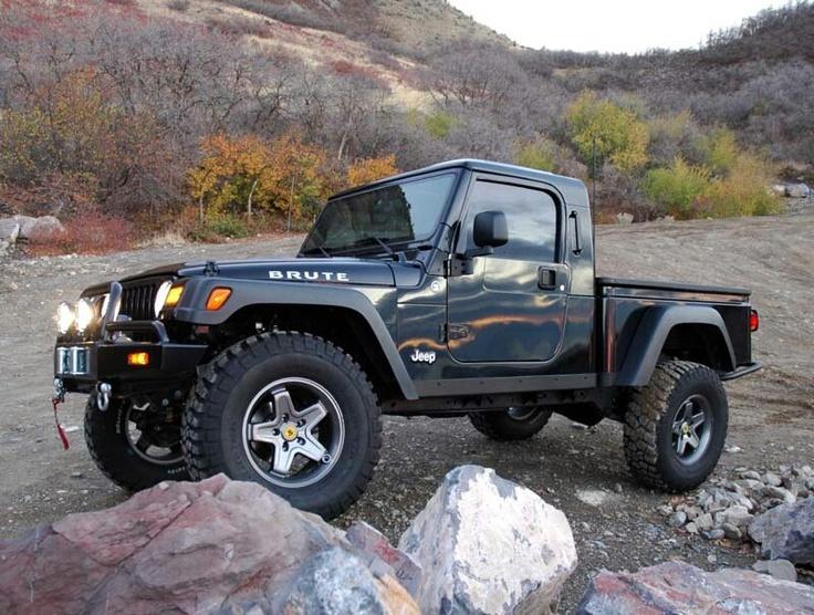 Jeep Brute Jeep Wrangler Brute Conversions Pinterest