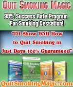 Smoke is No joke Learn how to Quit in as little as 7 DAYS IT'S MAGIC! quit smoking, i want to quit smoking, i need to quit smoking, stop smoking, quit smoking fast, stop smoking fast