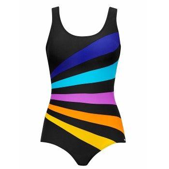 Abecita Action Swimsuit - Uimapuvut - Rantamuotia - Timarco.fi