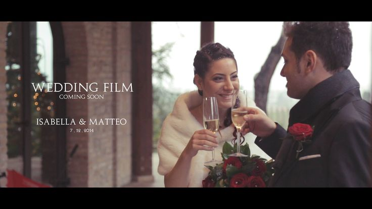 Un meraviglioso wedding in stile natalizio per chiudere la stagione 2014 in bellezza :)  TRAILER coming soon --> www.abproductions.it  #videowedding   #weddingfilm   #wedding