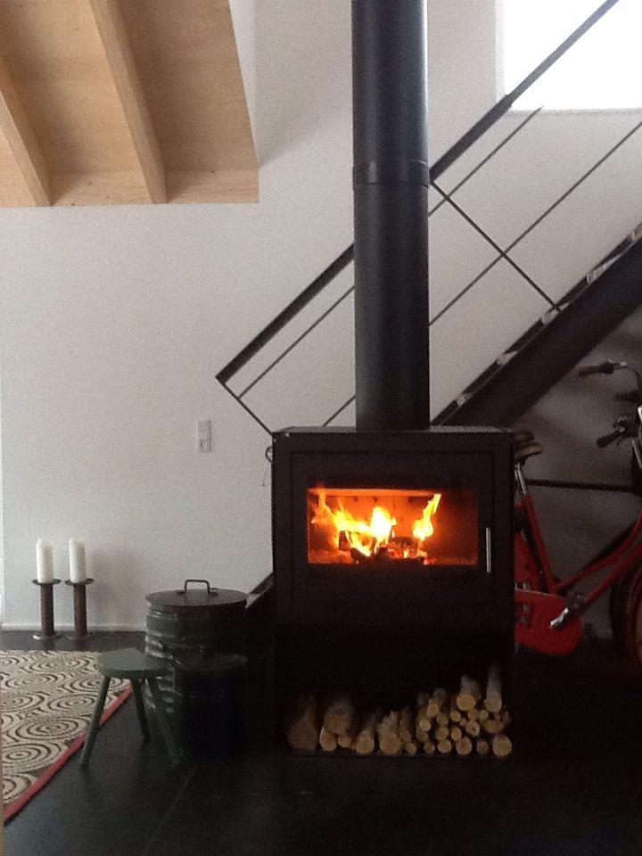 Fireplace by 1:1RUM&DESIGN, Denmark