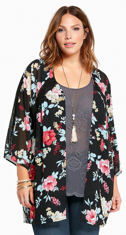 535 best Kimono\ Cardigan\Sweaters images on Pinterest | Kimonos ...